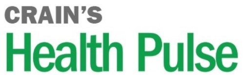crain's health pulse logo
