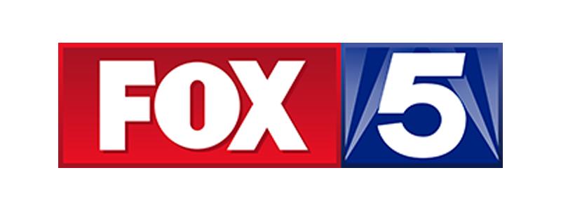 Fox 5 TV Logo