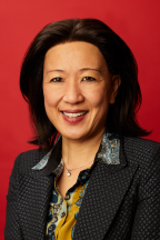 Image of Elena Wu, Director of Marketing in the Office of External Affairs at Weill Cornell Medicine