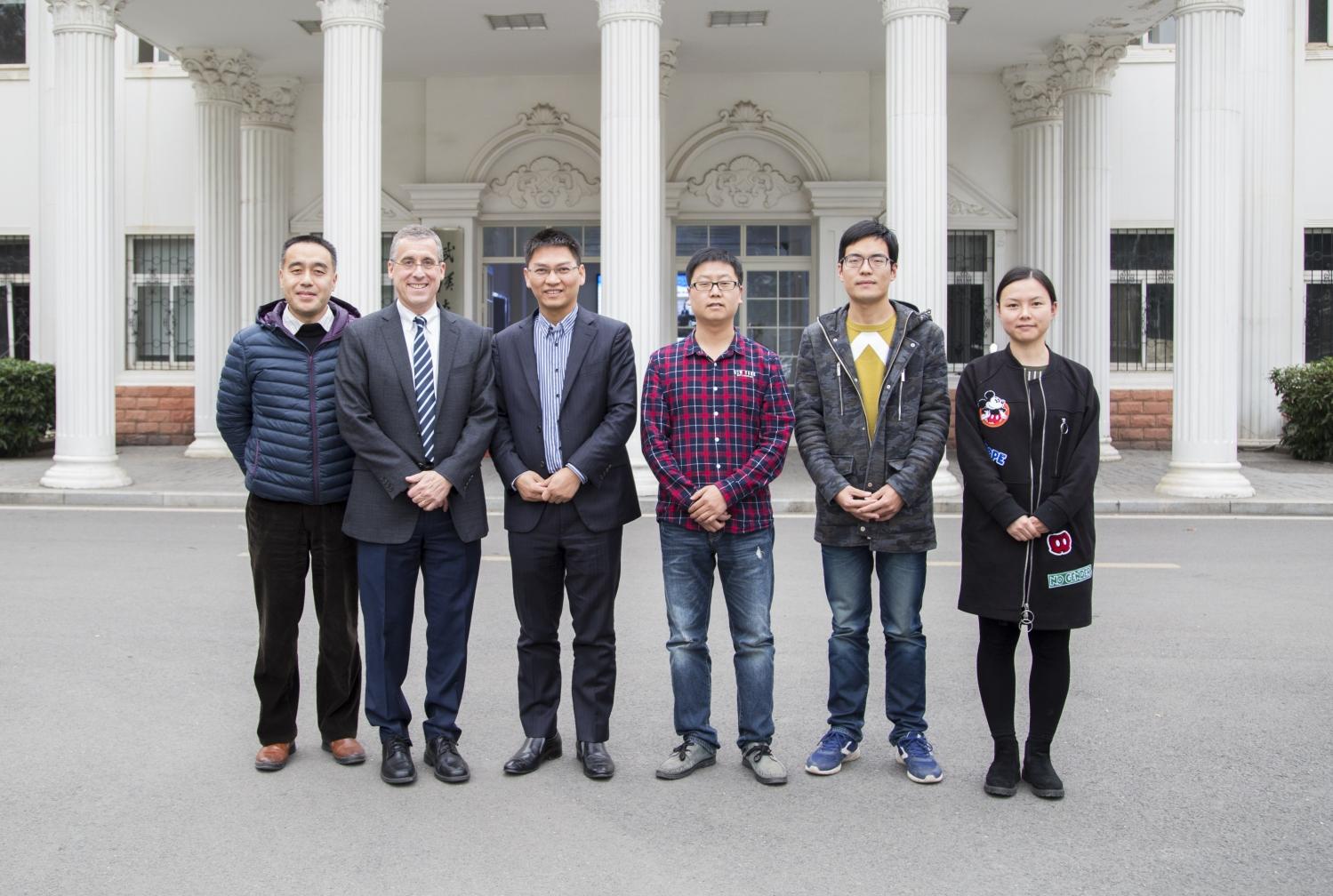 Zan Huang, David Cohen, Hongliang Li, Yan-Xiao Ji, Xiaozhan Wang and Xia Yang