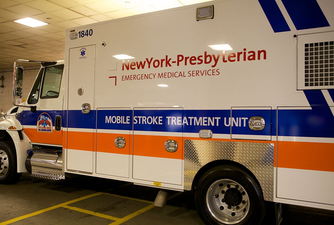 NewYork-Presbyterian, in Collaboration with the FDNY