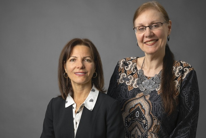 Drs. Holly Prigerson and Valerie Reyna