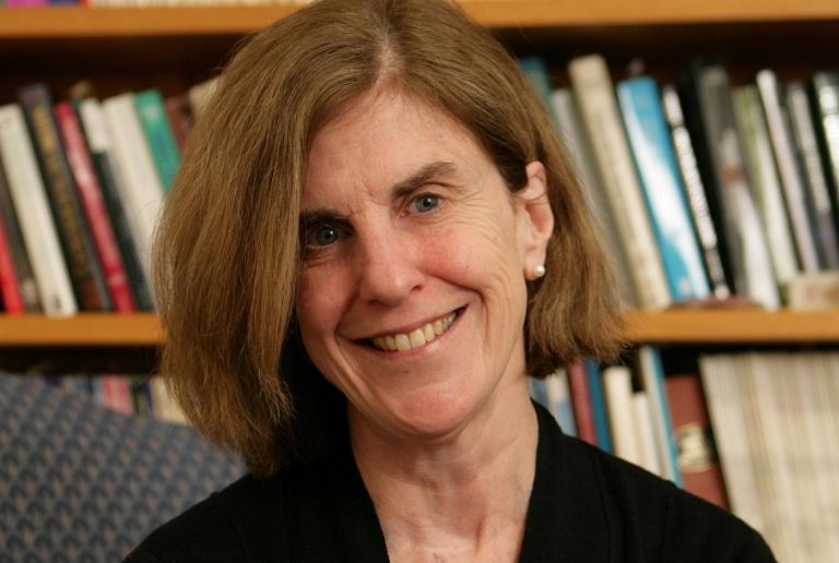 Dr. Martha Bruce. Photo Credit: John Abbott