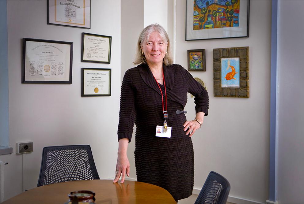 Dr. Monika Safford. Photo credit: John Abbott