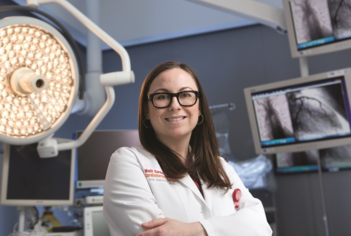 Dr. Erin Mills Iannacone. Photo credit: John Abbott