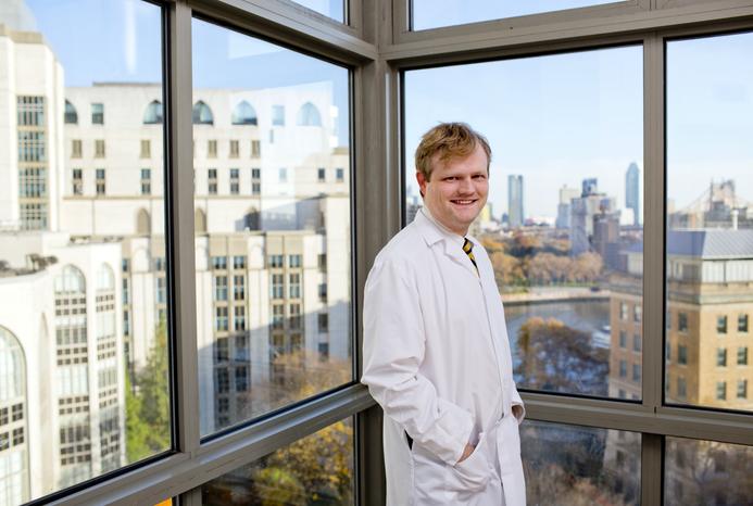 Dr. Matthew Greenblatt. Photo credit: John Abbott