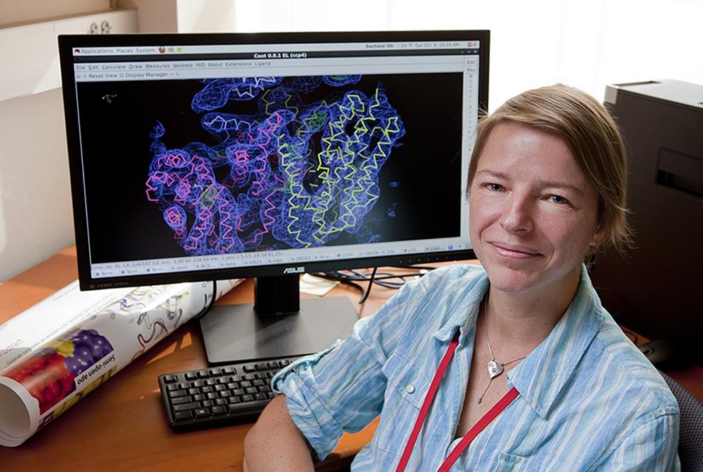 Dr. Olga Boudker