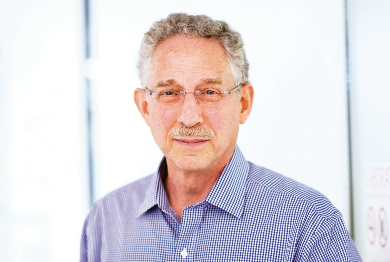 Dr. Carl Nathan. Credit: John Abbott