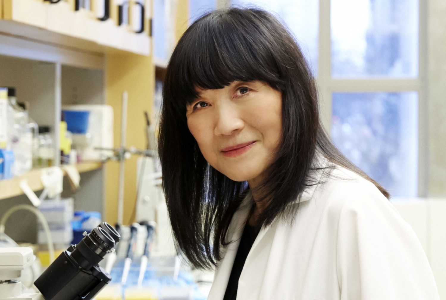 Dr. Selina Chen-Kiang