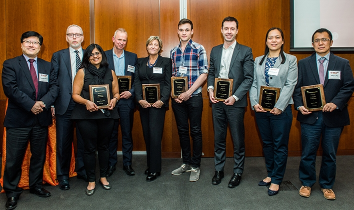 Daedalus Fund award winners