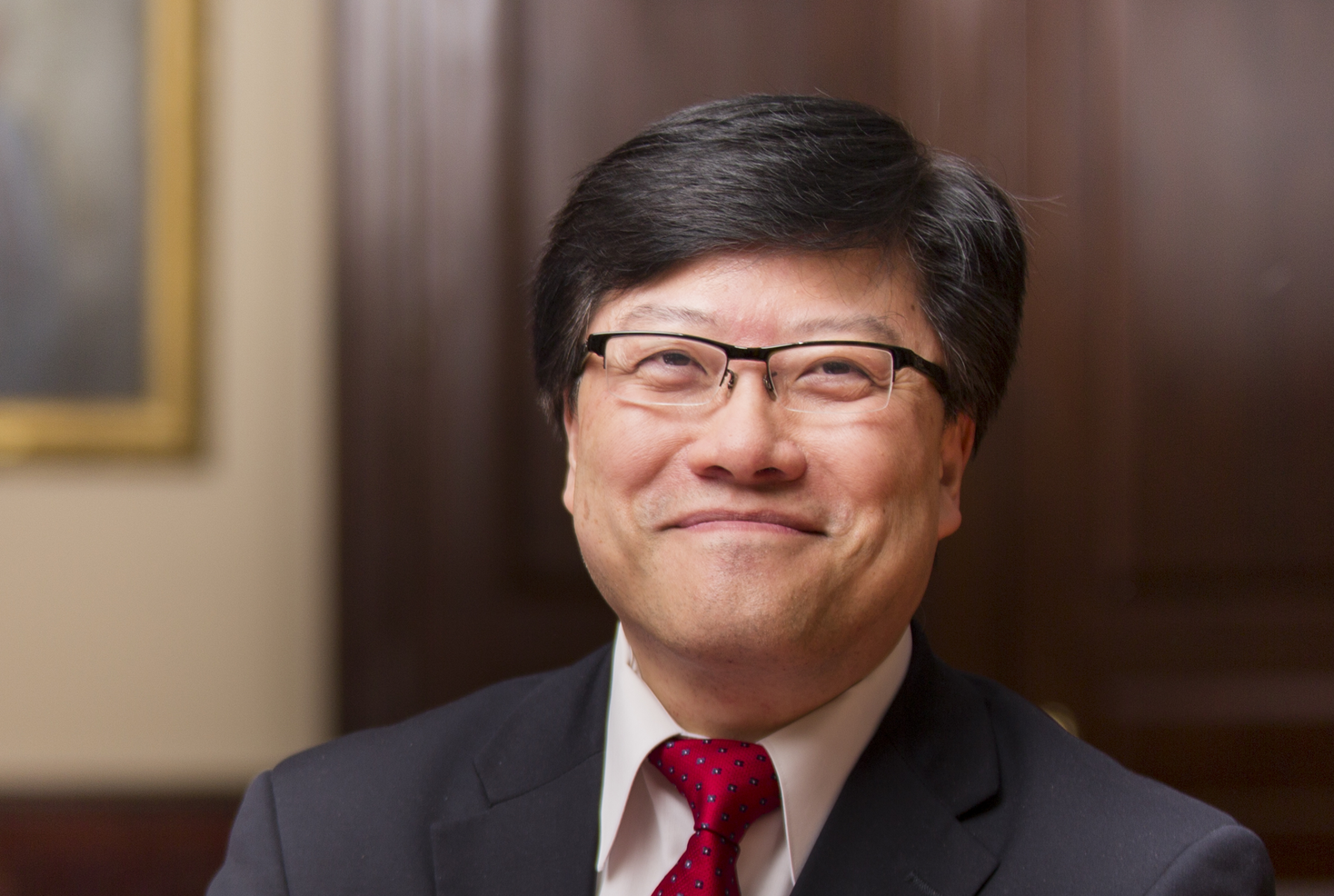 Dr. Augustine M.K. Choi. Photo credit: John Abbott