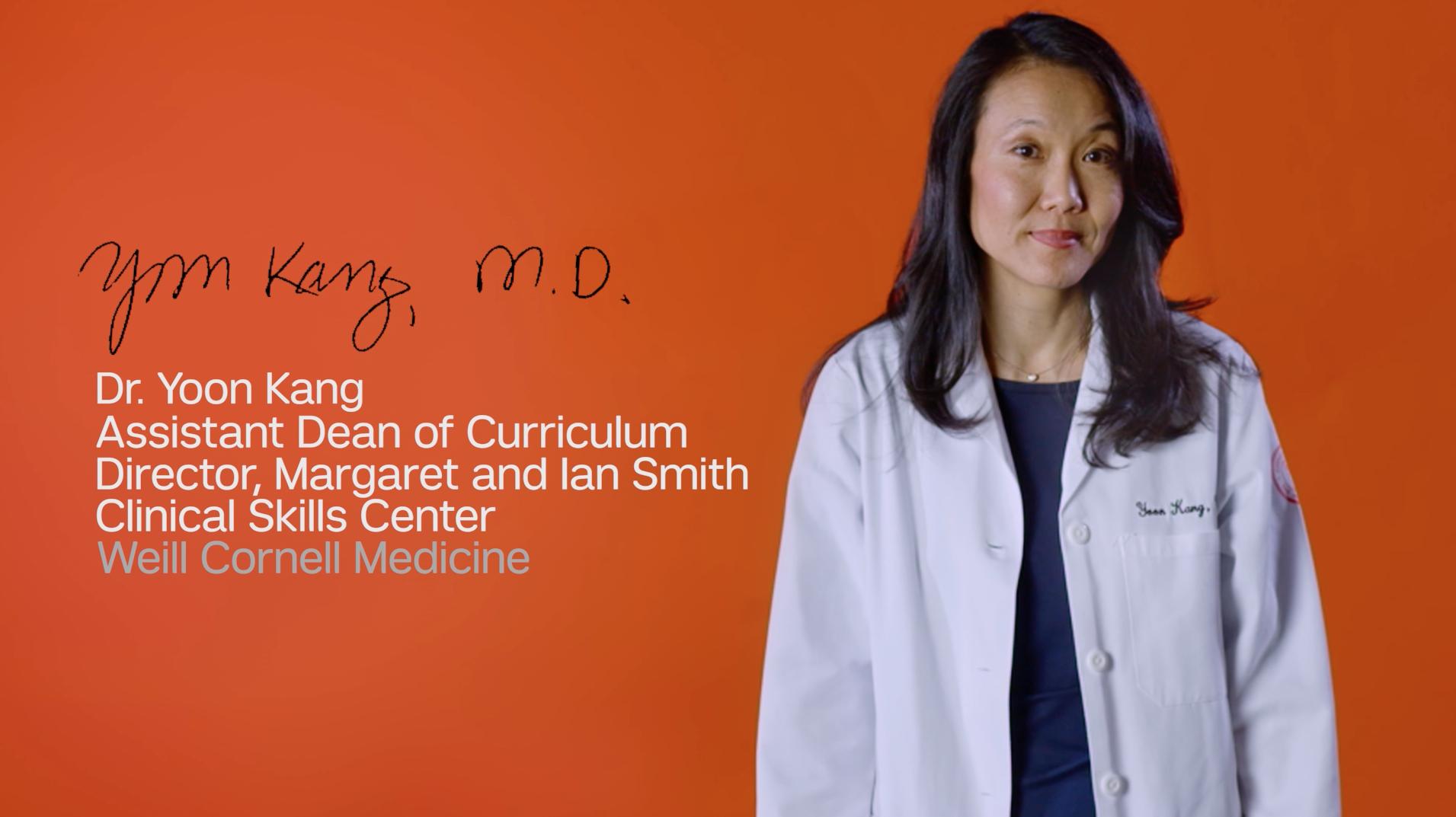 Dr. Yoon Kang