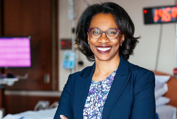 Dr. Laura Riley. Credit: NewYork-Presbyterian Health Matters