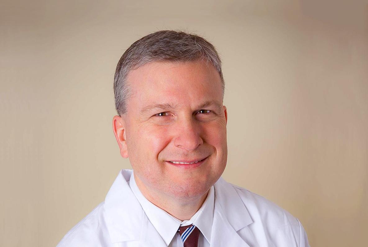 Dr. John Leonard. Credit: Amelia Panico
