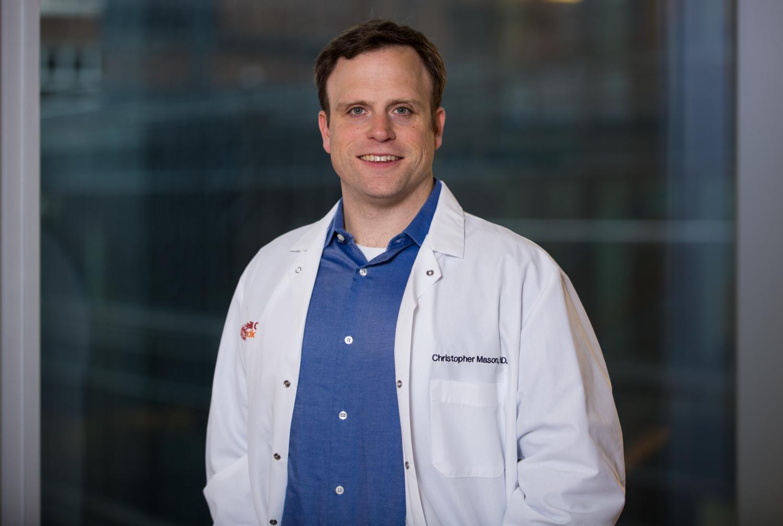 Dr. Christopher Mason