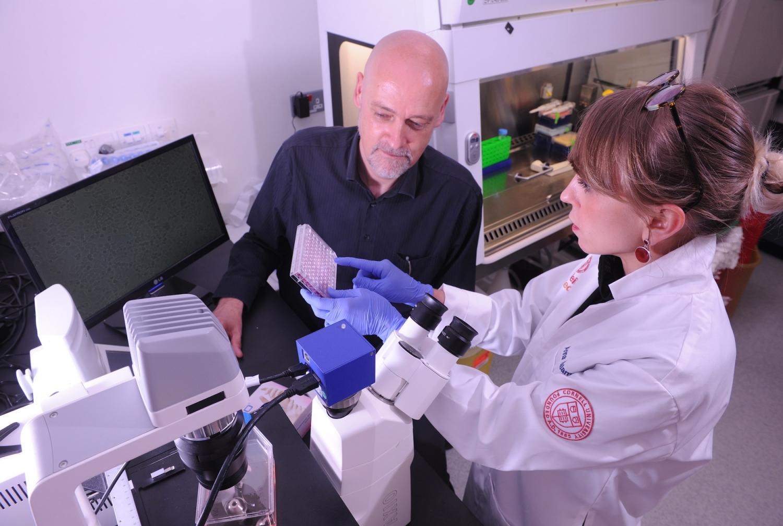 Dr. Anna Halama and Dr. Karsten Suhre