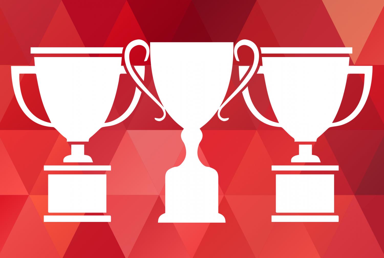 trophies illustration