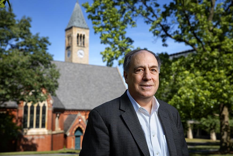 Cornell Creates Multicollege Center for Immunology
