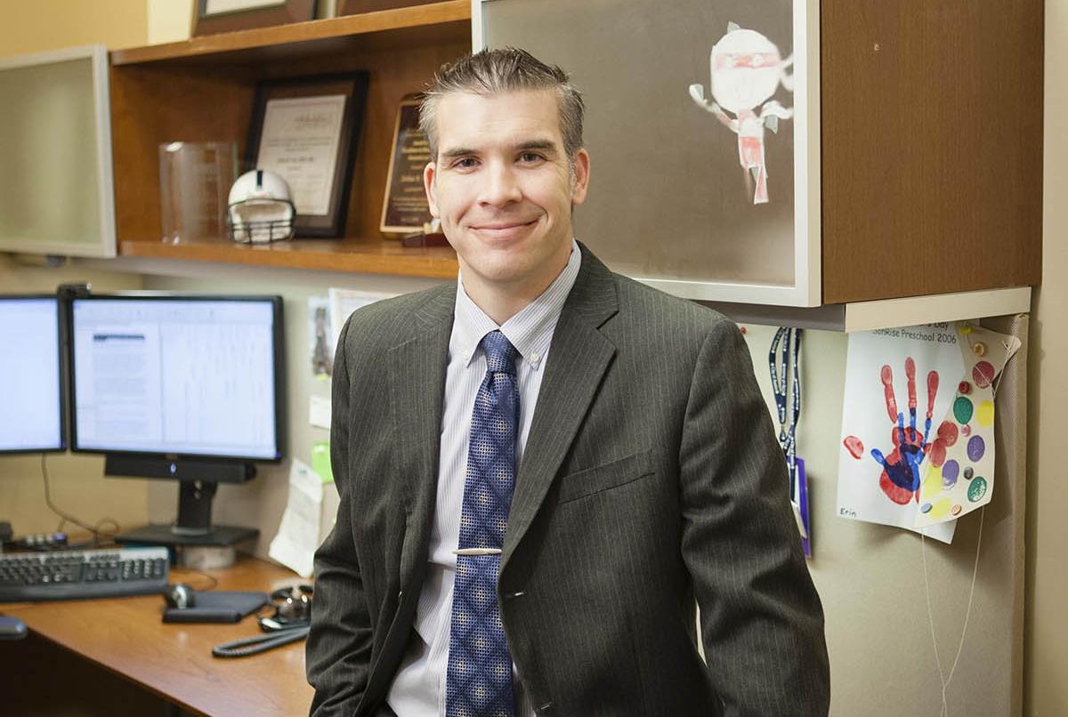 Dr. Joshua Vest