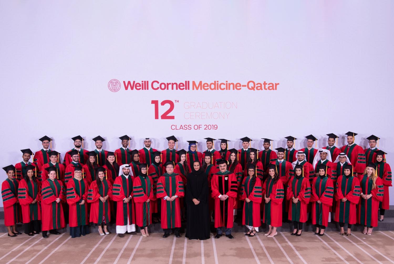 WCM-Q Class of 2019