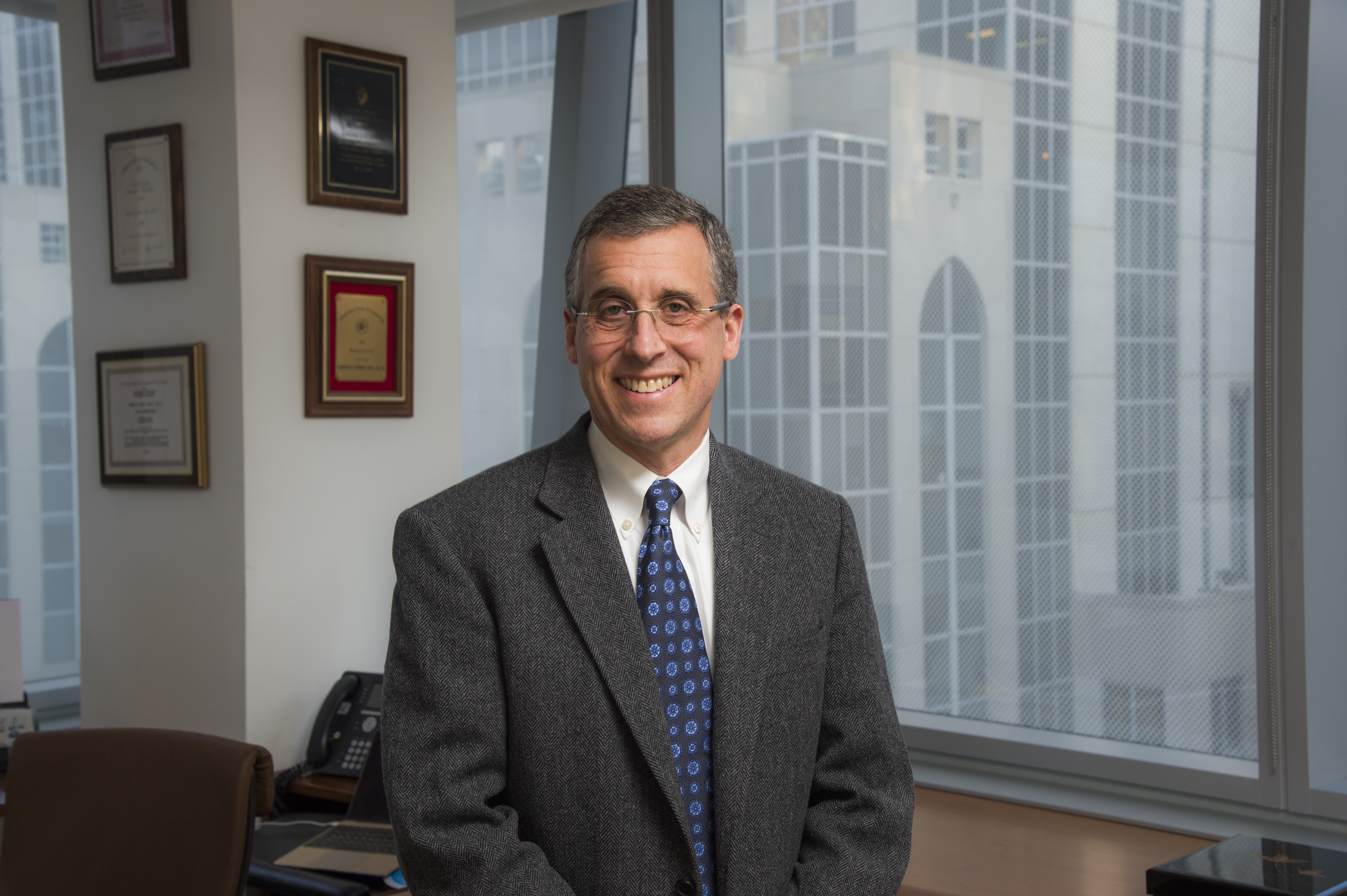 Dr  David E  Cohen Named Chief of Division of