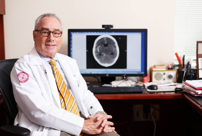 Dr  Matthew E  Fink Named to Top Neurology Posts at Weill Cornell