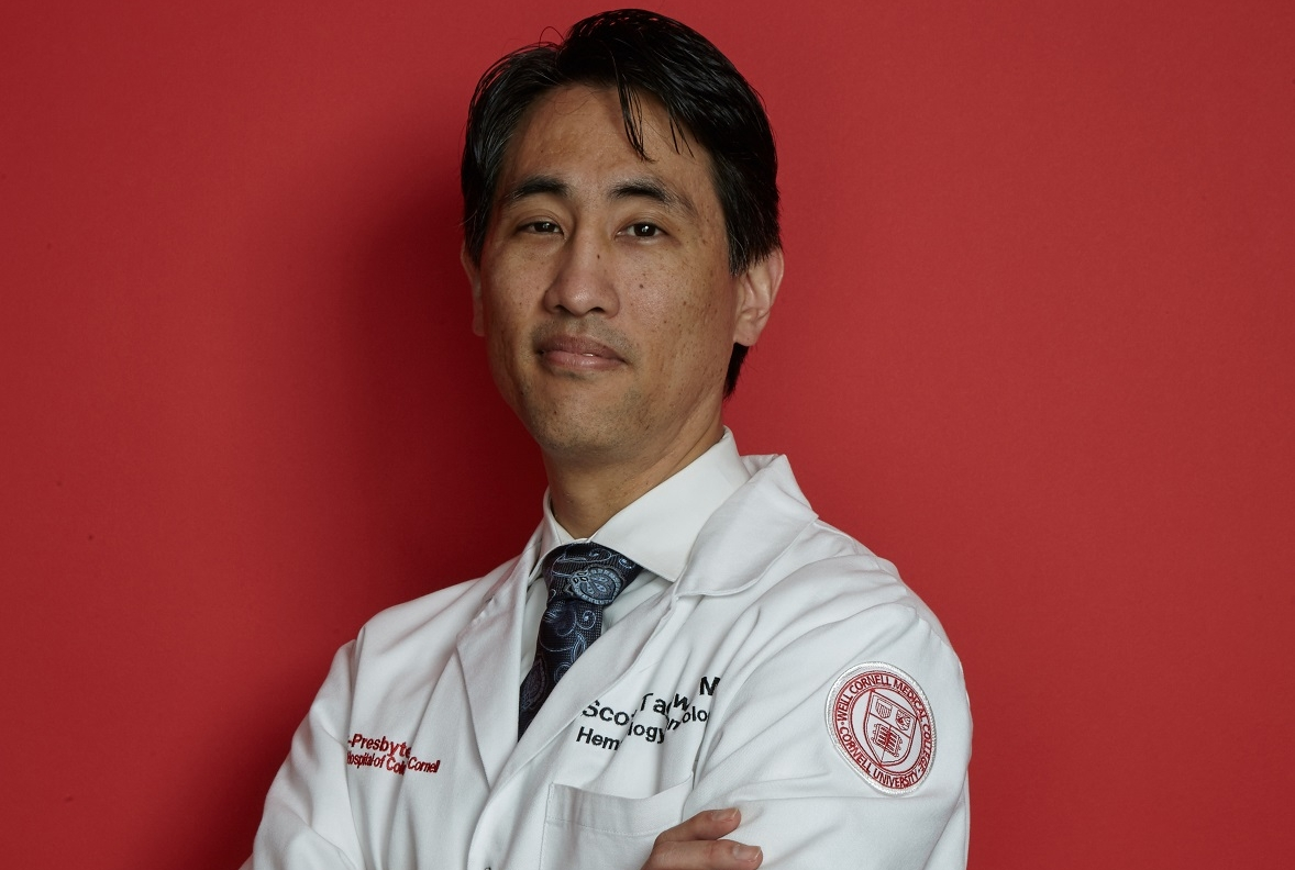 Dr. Scott Tagawa. Photo credit: Walling McGarity