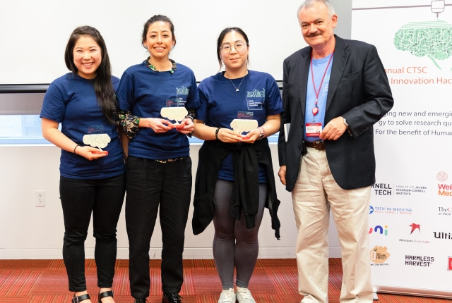 Second Annual Hackathon Brings Together Diverse Teams to Solve Healthcare Problems