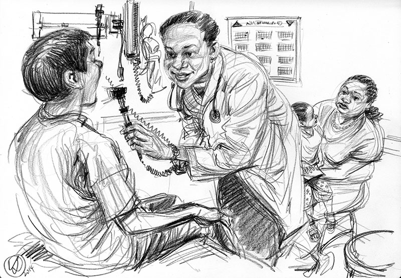 young doctors; Closing the Gap