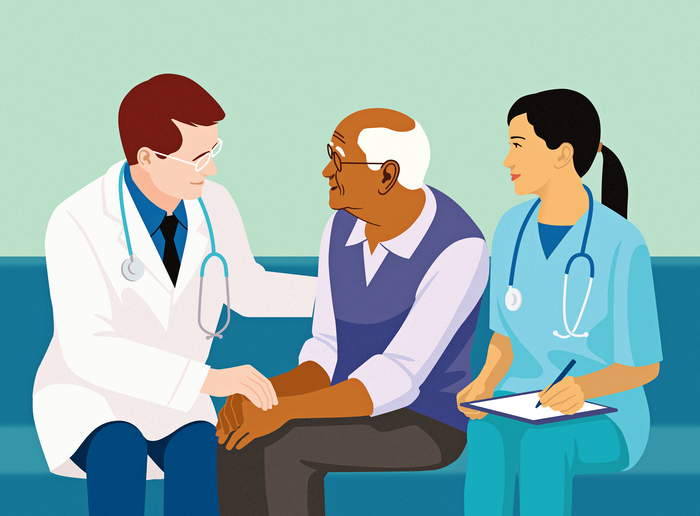 patient support illustration