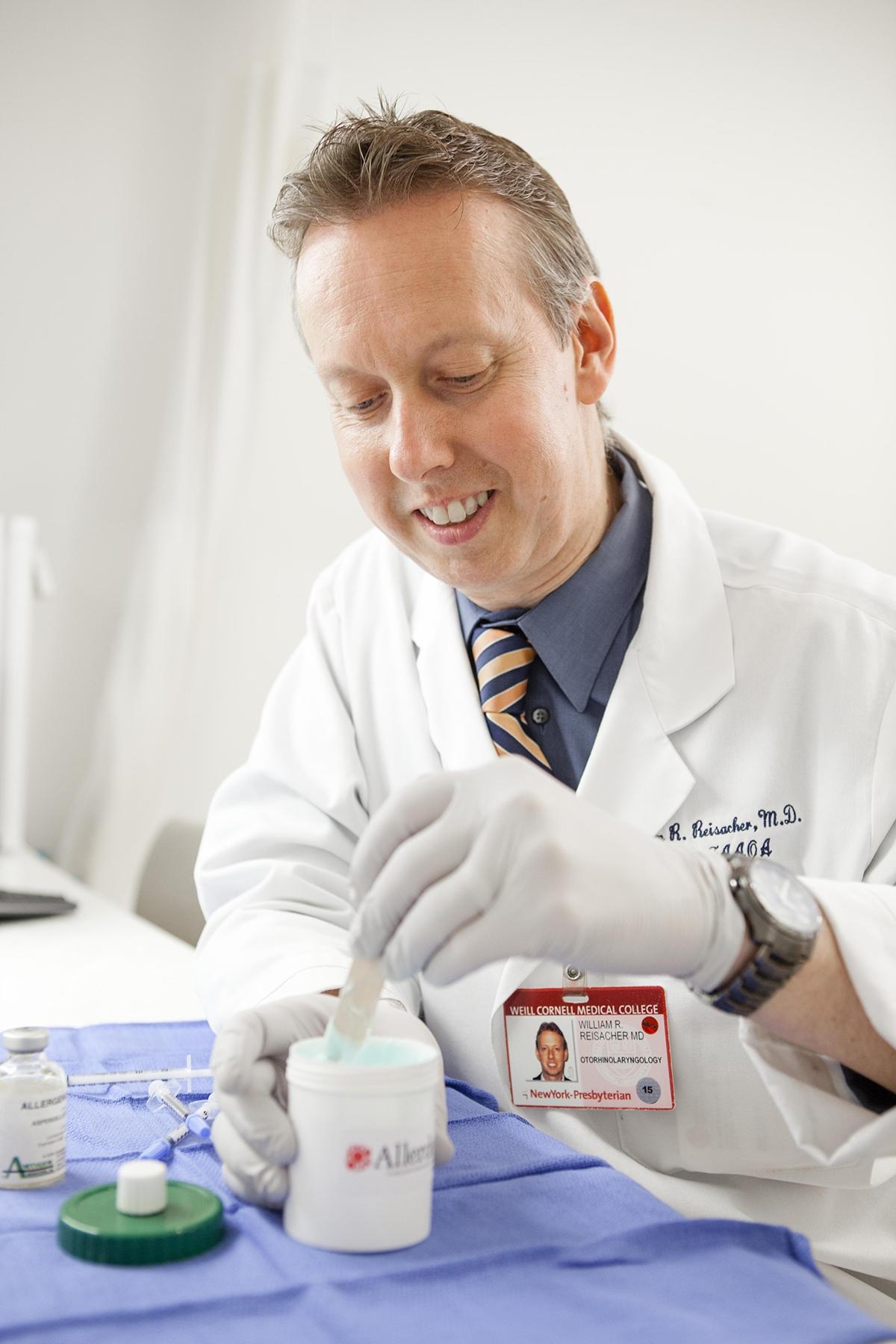 Dr. William Reisacher, Allerdent