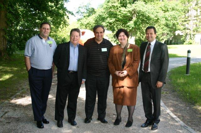 Salzburg Weill Cornell Seminar: Drs. Barry Shaktman, Amos Grunebaum, Frank Chervenak, Peggy Polaneczky and Christian Kainz