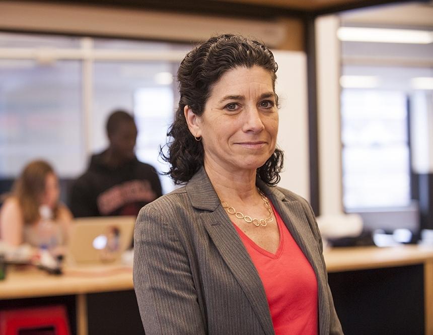 Dr. Deborah Estrin. Photo credit A. Kinlock