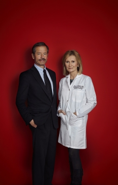 Dr. Lewis C. Cantley and Dr. Silvia Formenti