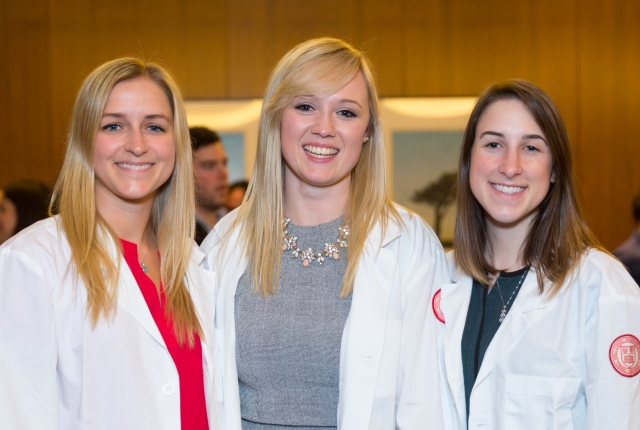 Physician Assistant White Coat Ceremony 2018