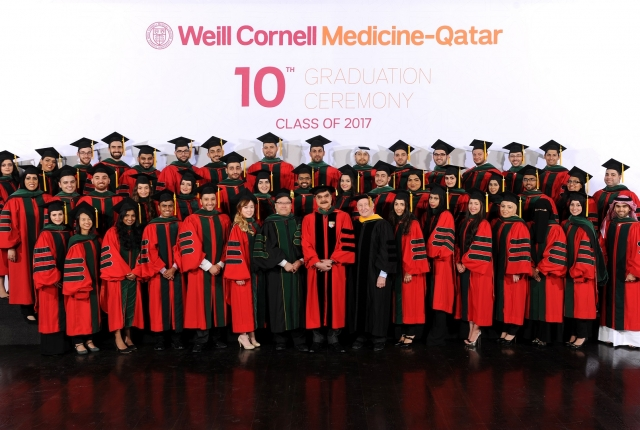 WCM-Q Graduation 2017