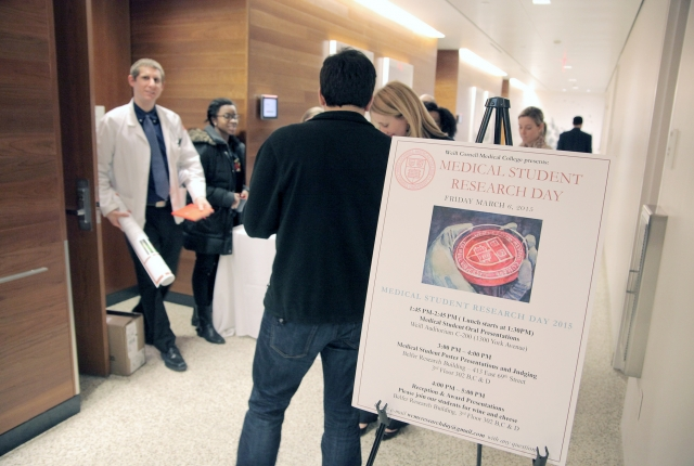 Medical Student Research Day