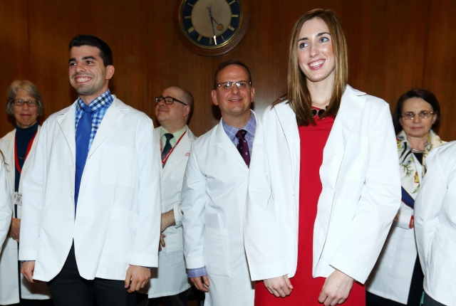 Physician Assistant White Coat 2016