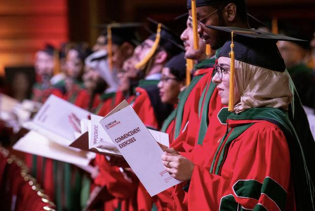 WCM-Q Graduation 2019