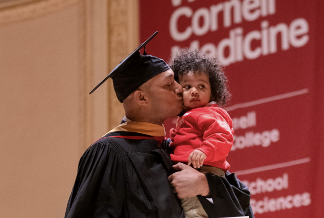 Weill Cornell Medicine Commencement 2019