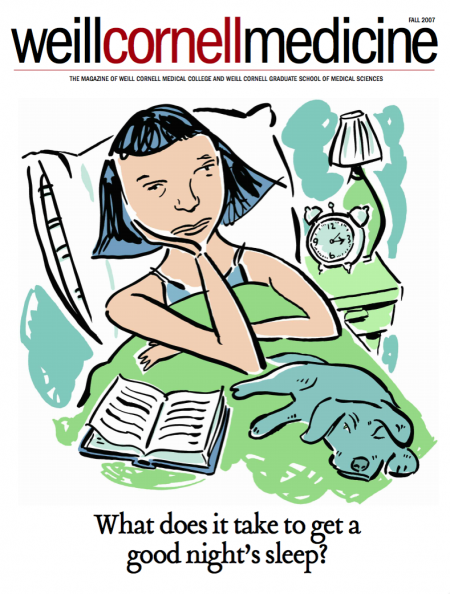 What does it take to get a good night's sleep?