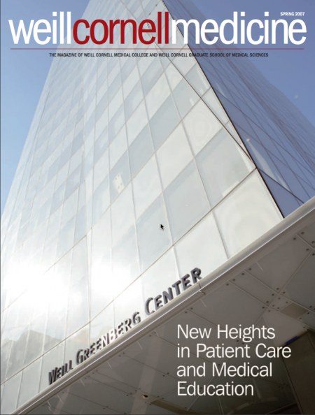 New Heights in Patient Care and Medical Education